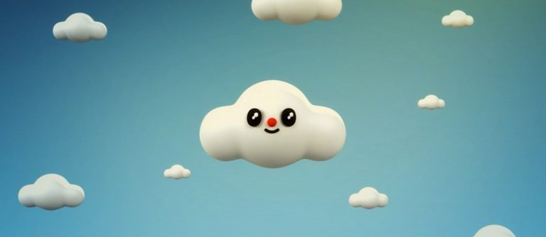 Cloudy Animated Short Film, 2012