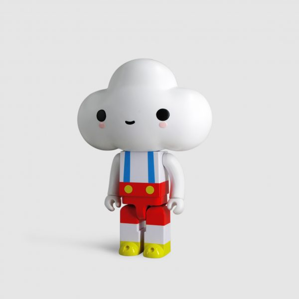 Little Cloud Boy Kubrick