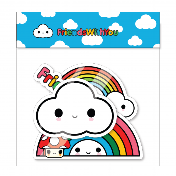 FriendsWithYou Sticker Pack